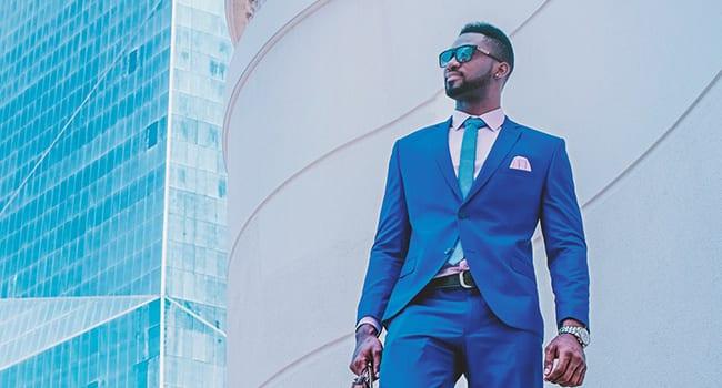 man business suit