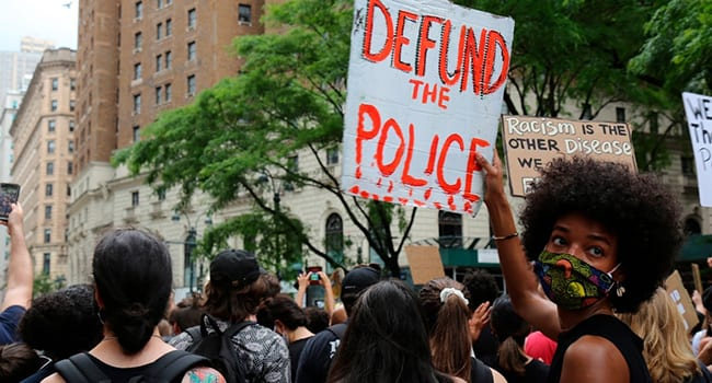 Defunding police requires understanding the role of policing