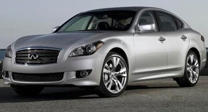 Buying used: 2011 Infiniti M sedans have plenty of jump