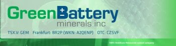 Company Update and Tom Yingling, President & CEO of Green Battery Minerals Inc will be Present at the Planet MicroCap Showcase